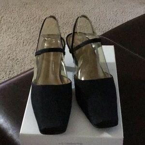Black Dress shoe size 7